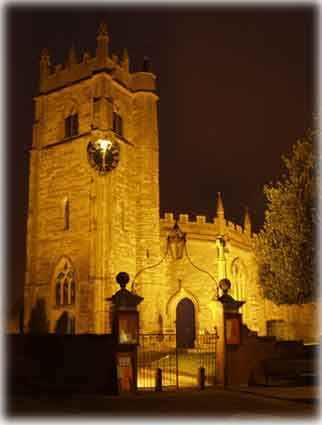 St Nicholas Church, Alcester